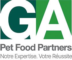 Principaux producteurs d'aliments pour animaux de compagnie de qualité pour chiens, chats, lapins et poissons contenant les meilleurs ingrédients frais, naturels et biologiques GA Pet Food Partners