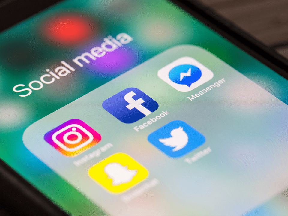The different types of social media platforms